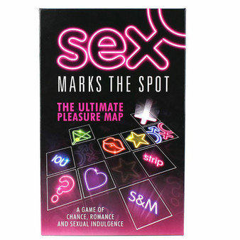 Creative Conceptions Sex Marks the Spot
