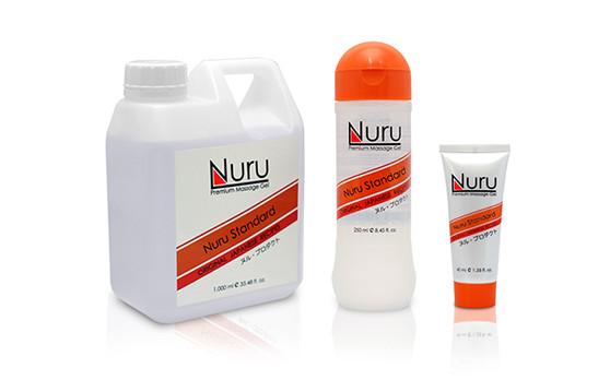 Nuru Gel Premium Massage Gel (Standard)