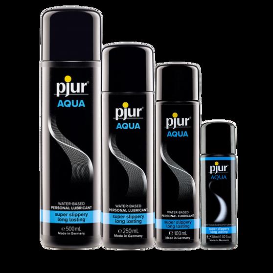 Pjur Aqua Water Based Lubricant