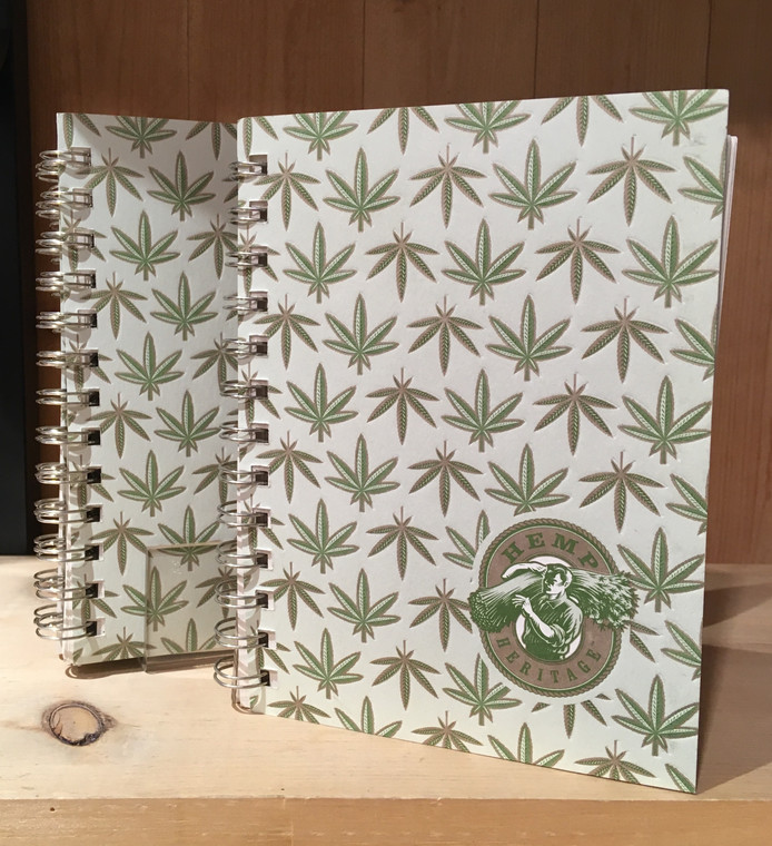 Hemp Journal, Leaves