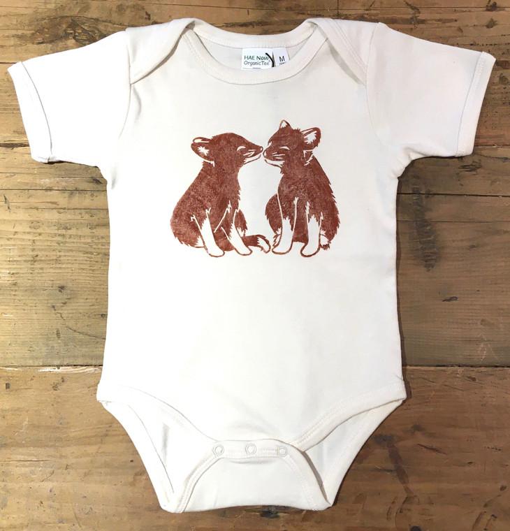 Onesie, Fox Kits