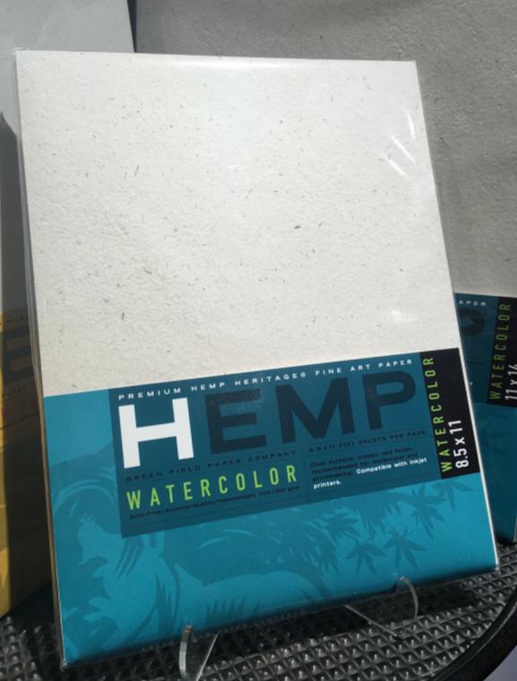 Paper Pack, for Watercolors