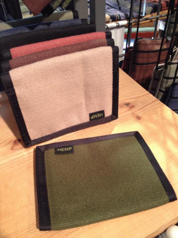 Hempmania Bi-Fold Wallet
