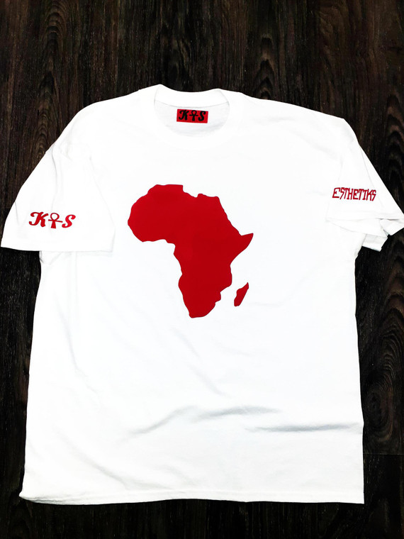 Africa T Shirt by K& S Apparel