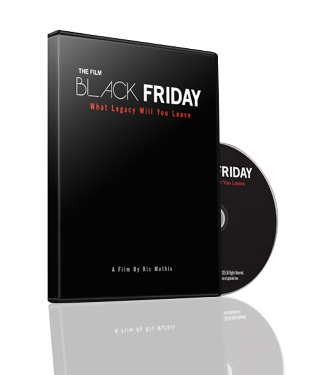In an effort to heighten the economic awareness and financial responsibility in the African-American community, the film, Black Friday, presents solutions on how to better manage the 1.2 Trillion dollars that leaves African-American communities annually. In addition, the film champions financial literacy and the importance of leaving a financial and ethical legacy for the next generation.
