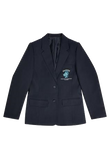 Ivanhoe College Girls Navy Jacket
