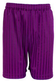 Violet Way PE Shorts