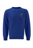 Fountains Primary Crew Neck Sweatshirt