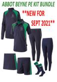 Abbot Beyne Girls **NEW 2021** PE Kit Bundle (Junior)