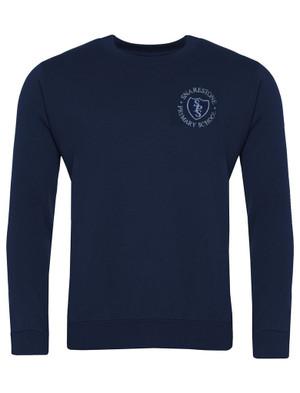 Snarestone Primary Crew Neck Sweatshirt