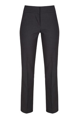 Ivanhoe College Senior Girls Twin Pocket Grey Trouser