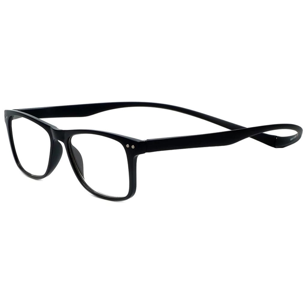 Magz Astoria Magnetic Progressive Eyeglasses in Black