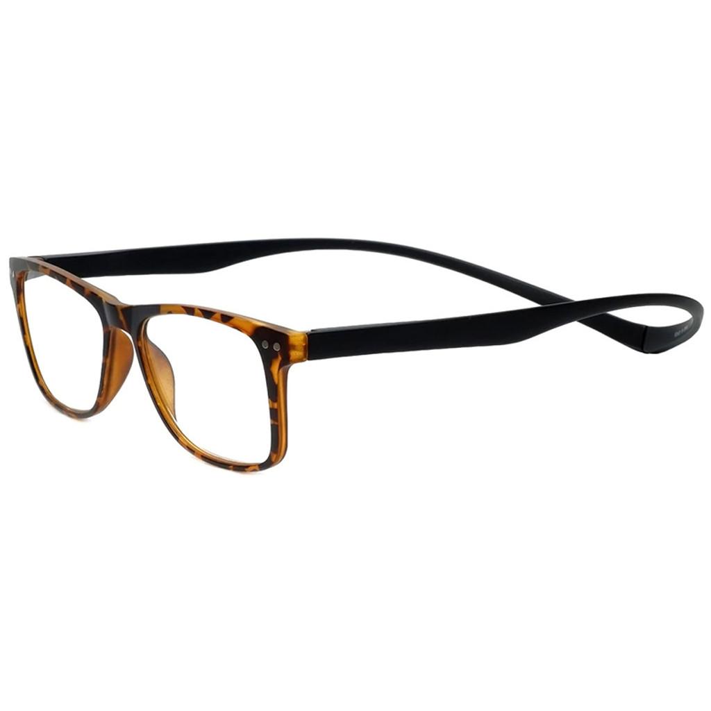 Magz Astoria Magnetic Progressive Eyeglasses in Tortoise