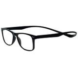 Magz Astoria Magnetic Rx S.V. Eyeglasses in Black