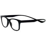 Magz Chelsea Magnetic Progressive Eyeglasses in Black