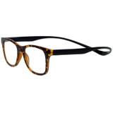 Magz Chelsea Magnetic Progressive Eyeglasses in Tortoise
