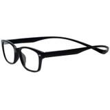 Magz Greenwich Magnetic Bi-Focal Eyeglasses in Black