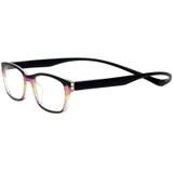 Magz Greenwich Magnetic Progressive Eyeglasses in Multi Black