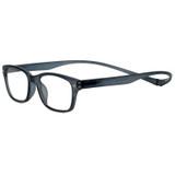 Magz Greenwich Magnetic Progressive Eyeglasses in Smoke
