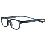 Magz Greenwich Magnetic Rx S.V. Eyeglasses in Smoke