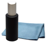 Lens Cleaner & Microfiber Cleaning Cloth 5506