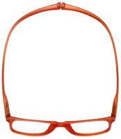 Magz Astoria Magnetic Bi-Focal Eyeglasses in Orange