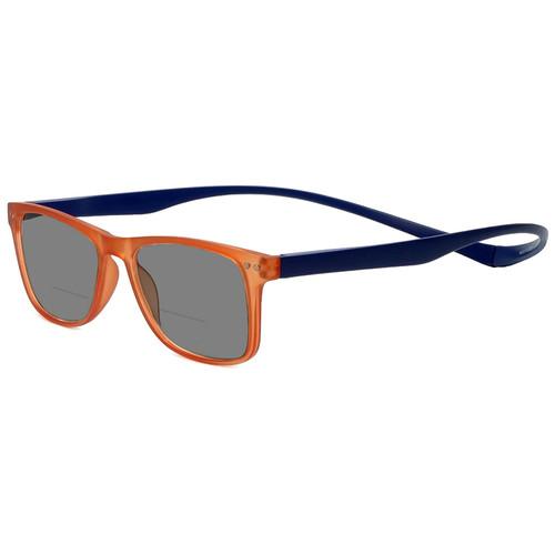 Magz Astoria Bi-Focal Reading Sunglasses w/Magnetic Snap It Design