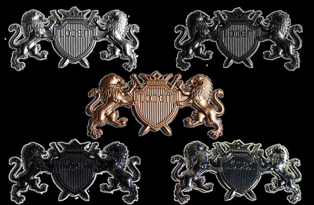 Loden Crown Jewel Lions 2-Lions, coat of arms, shield emblem, black chrome lion emblem, chrome lions emblem, silver lions emblem, gold lions emblem, gunmetal lions emblem, swords emblem, tiger emblem Kia Niro 2017 2018, Kia Amanti Opirus 2004 2005 2006, Kia Amanti Opirus 2007 2008 2009, Kia Borrego Mohave 2009 2010 2011 2012 2013 2014 2015 2016 2017, Kia Cadenza K7 2009 2010 2011 2012 2013, Kia Cadenza K7 2014 2015 2016 2017 2018,  Kia Ceed 2008 2009 2010 2011 2012, Kia Pro Ceed, Kia Pro-Ceed GT 2013 2014 2015 2016 2017 2018, Kia Forte Sedan 2009 2010 2011 2012 2013, Kia Forte Sedan 2014 2015 2016 2017 2018, Kia Forte Koup 2010 2011 2012 2013, Kia Forte Koup 2014 2015 2016 2017 2018,  Kia Forte Hatchback 5dr 2010 2011 2012 2013 2014 2015 2016, Kia Optima 2001 2002 2003 2004 2005 2006, Kia Optima 2006.5 2007 2008 2009 2010, Kia Optima K5 2011 2012 2013, Kia Optima K5 2014 2015, Kia Optima K5 2016 2017 2018, Kia Optima K5 Sportswagon GT 2017 2018 2019 Kia Picanto 2006 2007 2008 2009 2010, Kia Picanto 2011 2012 2013 2014, Loden Crown Jewel Lions 2-Lions, coat of arms, shield emblem, swords emblem, tiger emblem Kia Picanto 2015 2016 2017 2018, Kia K900 Quoris K9 2014 2015 2016 2017 2018, Kia Ray, Kia Rio Pride 2004 2005 2006 2007 2008 2009, Kia Rio Pride 2010 2011, Kia Rio Sedan 2012 2013 2014 2015, Kia Rio Hatchback 5dr 2012 2013 2014 2015 Kia Rio K2 Sedan 2016 2017 2018, Kia Rio K2 Hatchback 5dr 2016 2017 2018, Kia Rondo Carens 2006 2007 2008 2009 2010 2011 2012 2013, Kia Rondo New Carens 2014 2015 2016 2017 2018, Kia Sedona Carnival  2002 2003 2004 2005, Kia Sedona Carnival 2006 2007 2008 2009 2010 2011 2012 2013 2014,  Kia Sedona Carnival YP 2015 2016 2017 2018, Kia Sorento 2002 2003 2004 2005 2006, Kia Sorento 2007 2008 2009, Kia Sorento 2010 2011 2012 2013, Kia Sorento 2014 2015, Kia Sorento 2016 2017 2018, Kia Soul 2008 2009 2010 2011, Kia Soul 2012 2013, Kia Soul 2014 2015 2016 2017 2018, Kia Sportage 2005 2006 2007 2008, Kia Sportage 2009 2010, Kia Sportage 201