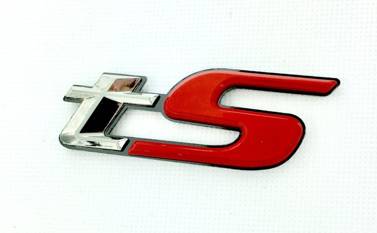 tS Emblem Type 1 (Red)