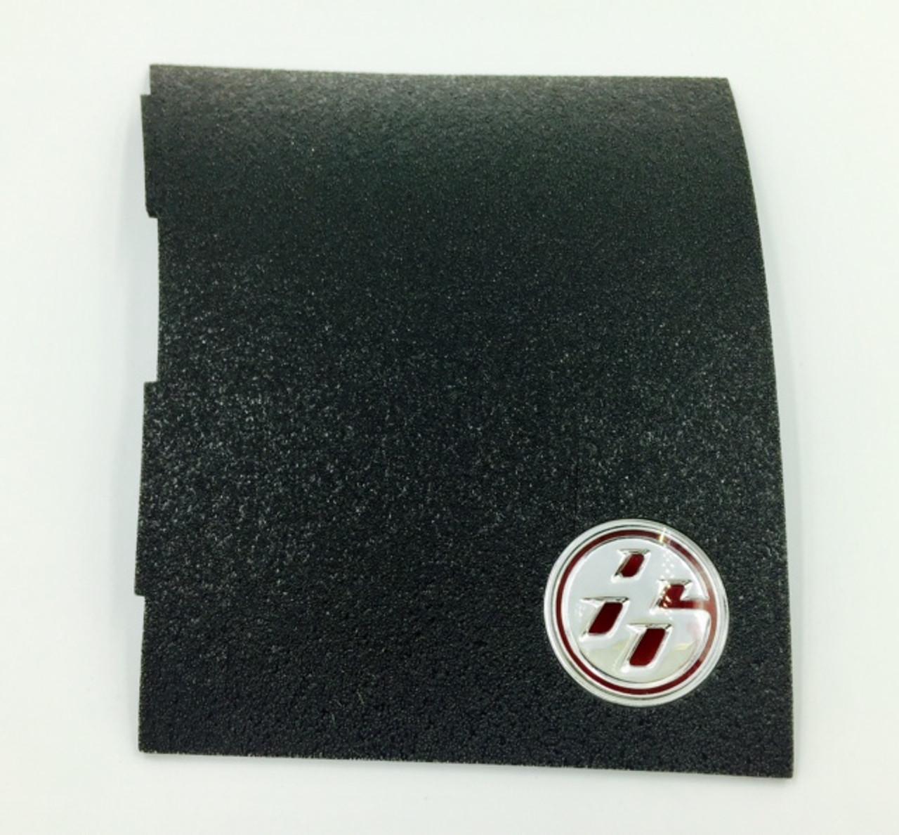 86 Fender Emblem (OEM RED)