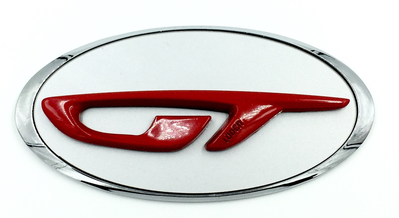 Ultra GT Badges for Kia Models (100+ Colors)