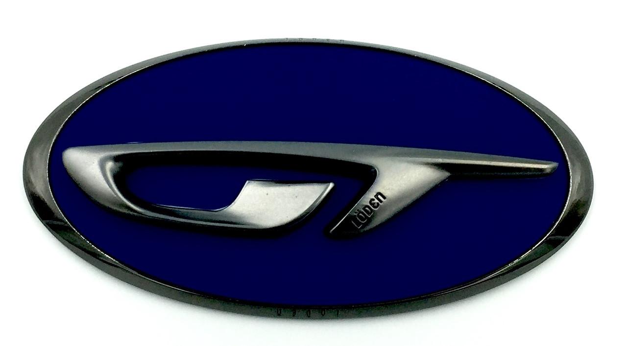 Ultra GT Badges for Ford Models (100+ Colors)