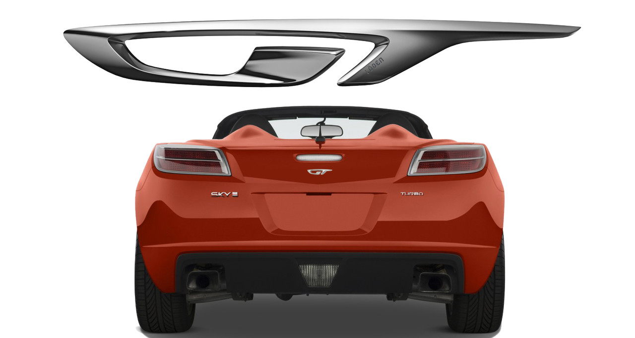 Opel GT Badges (Various Sizes / Colors)