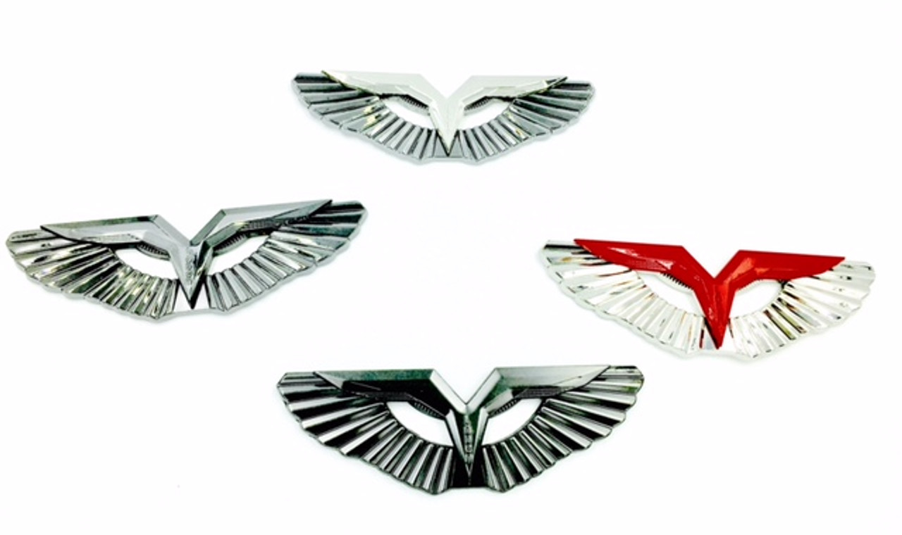ANZU T-Wing Badges for Ford Models (6 Colors)