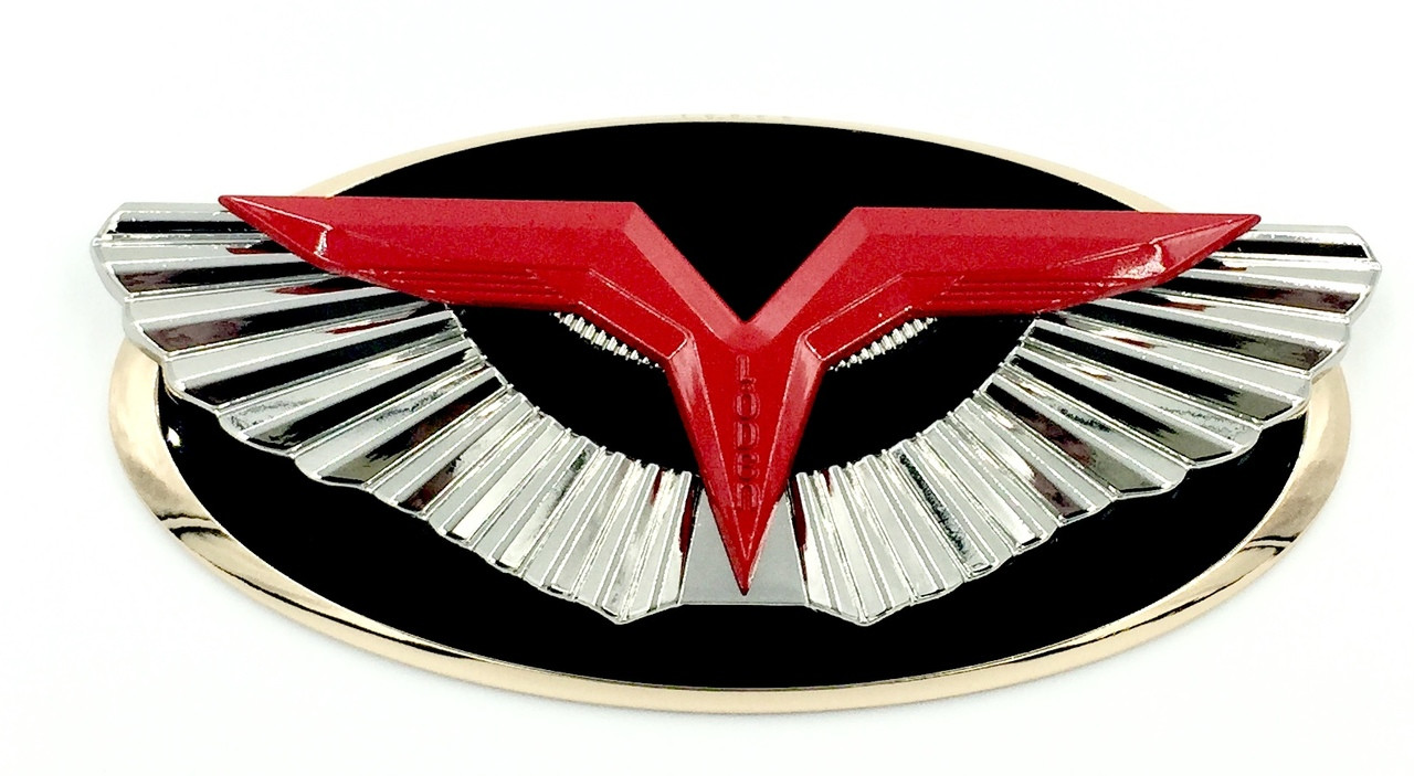 ANZU-T Wing Badge Replacement for Ford Models (100+ Colors)