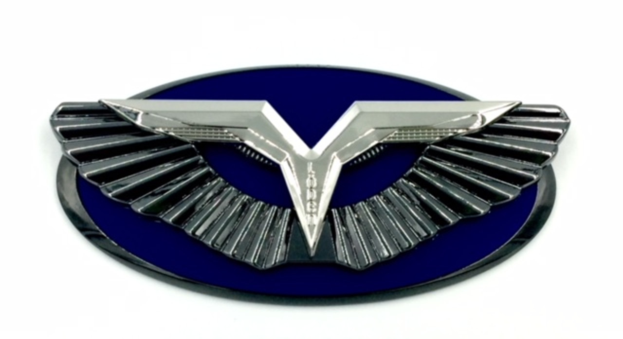 ANZU-T Wing Badge Replacement for Subaru BRZ (100+ Colors)