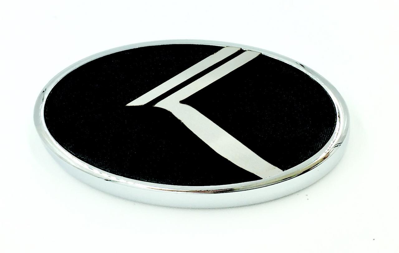Vintage K Steering Wheel Emblem for Kia Models