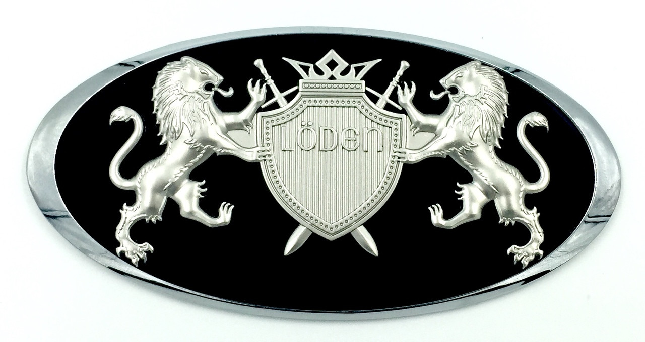 "LION ""Coat of Arms"" Badges for Subaru BRZ (100+ Colors)"