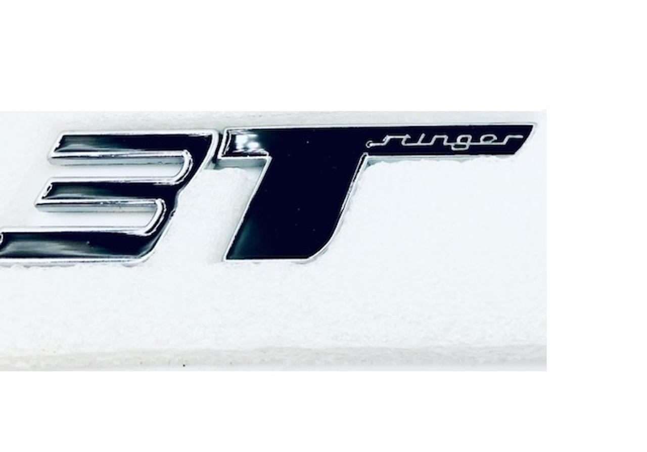 3.3T Stinger Emblem 4pc (VARIOUS COLORS)