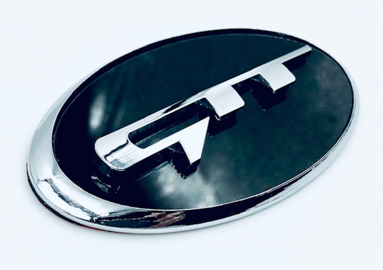 GTT Badges for KIA Models (Various Colors)