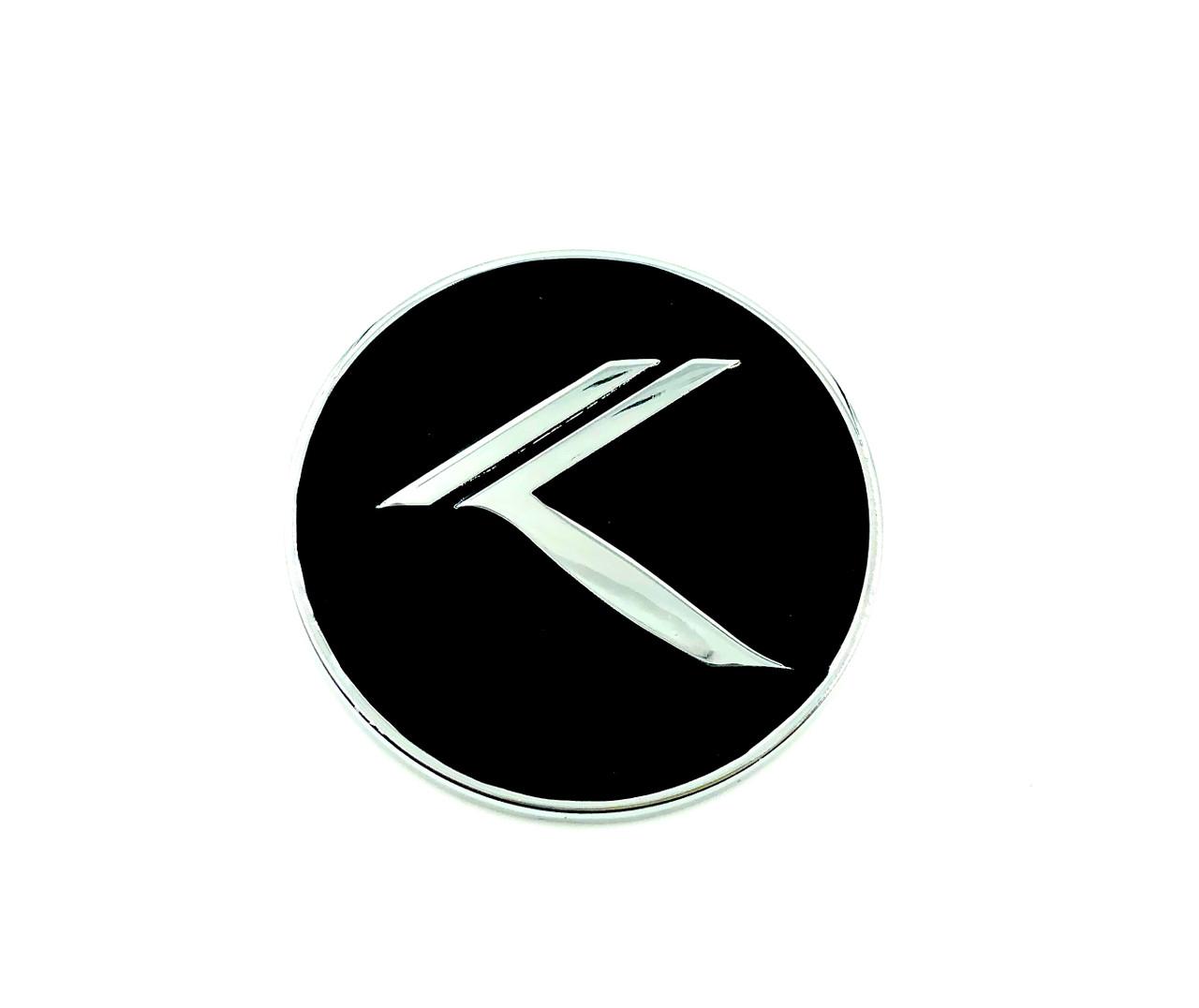 *NEW* STINGER Vintage K METAL Round Badge (6 Colors)