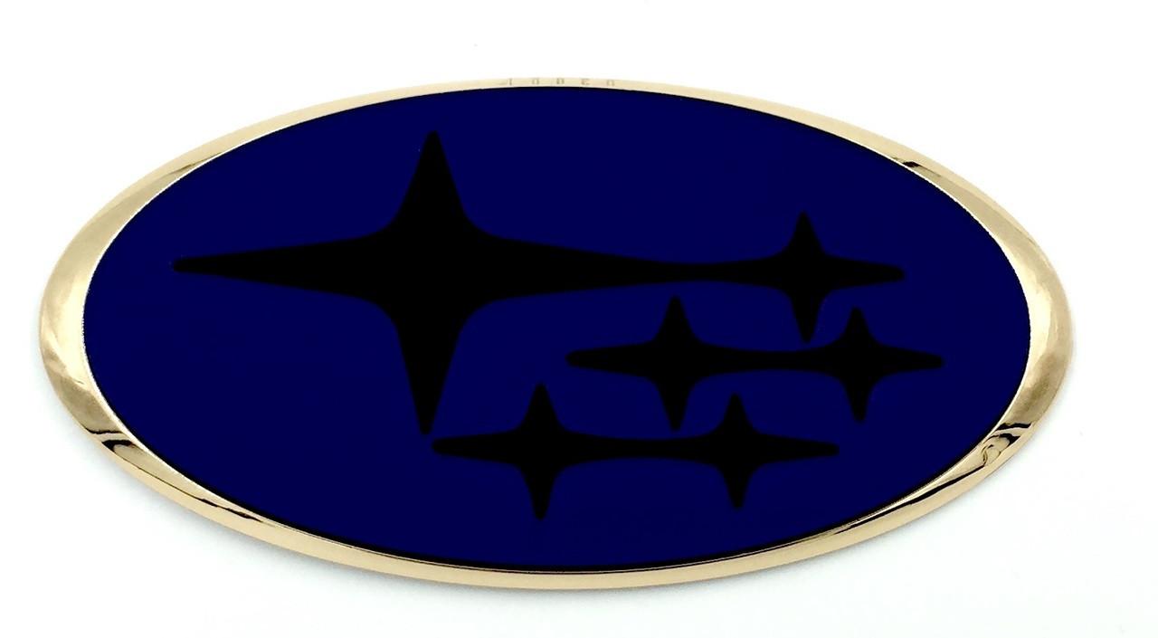 STARS Custom Badges for Subaru Impreza (100+ Colors)
