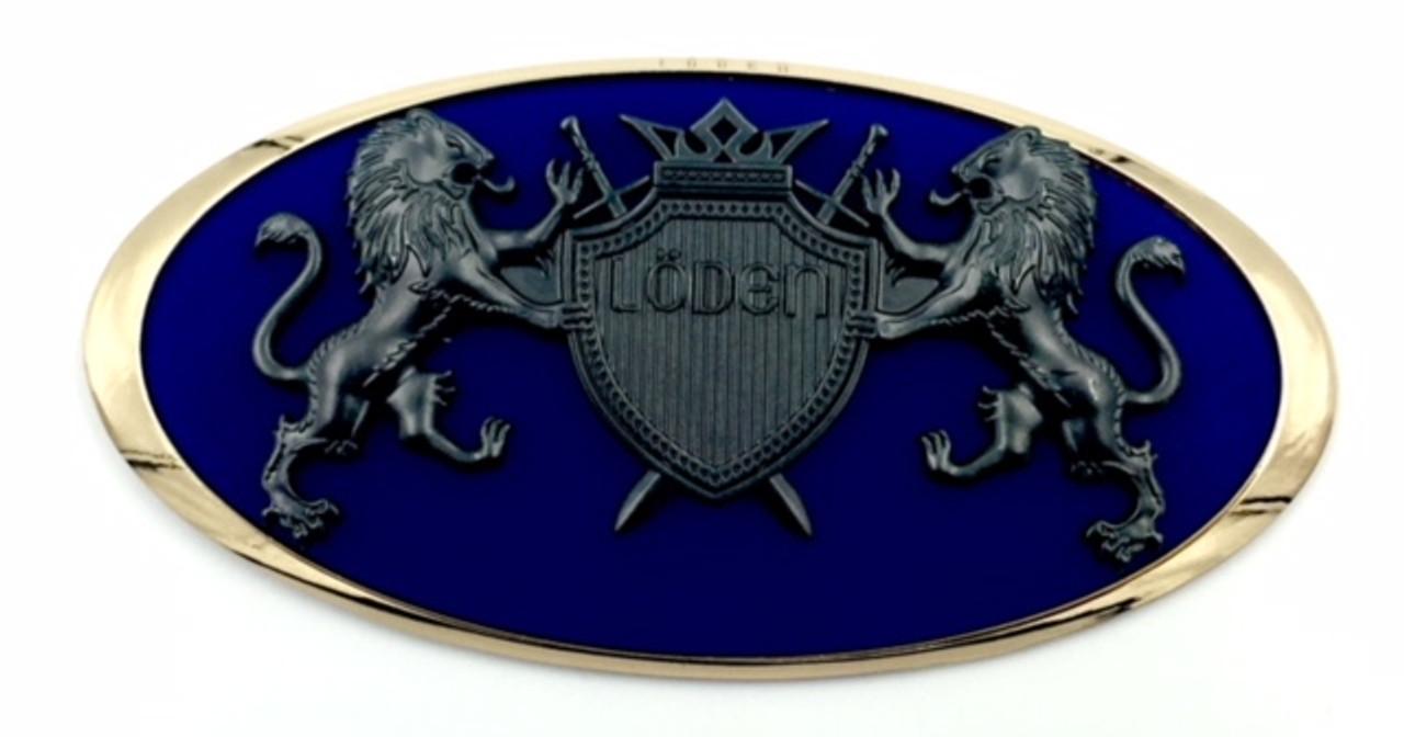 "Copy of LION ""Coat of Arms"" Badges for Subaru Impreza (100+ Colors)"