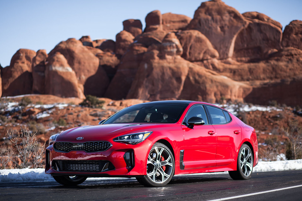 2018 KIA STINGER.. the next BIG thing?