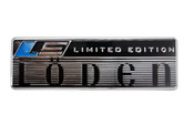 LODEN LE Limited Edition Plaque Emblem for Kia Hyundai Toyota Subaru Scion Ford and More