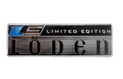LODEN LE Limited Edition Plaque Emblem for Kia Hyundai Toyota Subaru Scion Ford and More