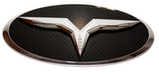 "LODEN 3D ""T"" Badge for Kia (SUV's Only)"