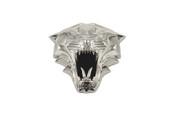 LODEN TIGER 3D Chrome Plated Emblem for Hyundai Kia cars trucks and suv badge emblem
