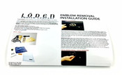 LODEN Emblem Surface Preparation Kit