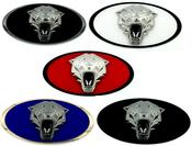 TIGER Badges for Kia Models (100+ Colors)